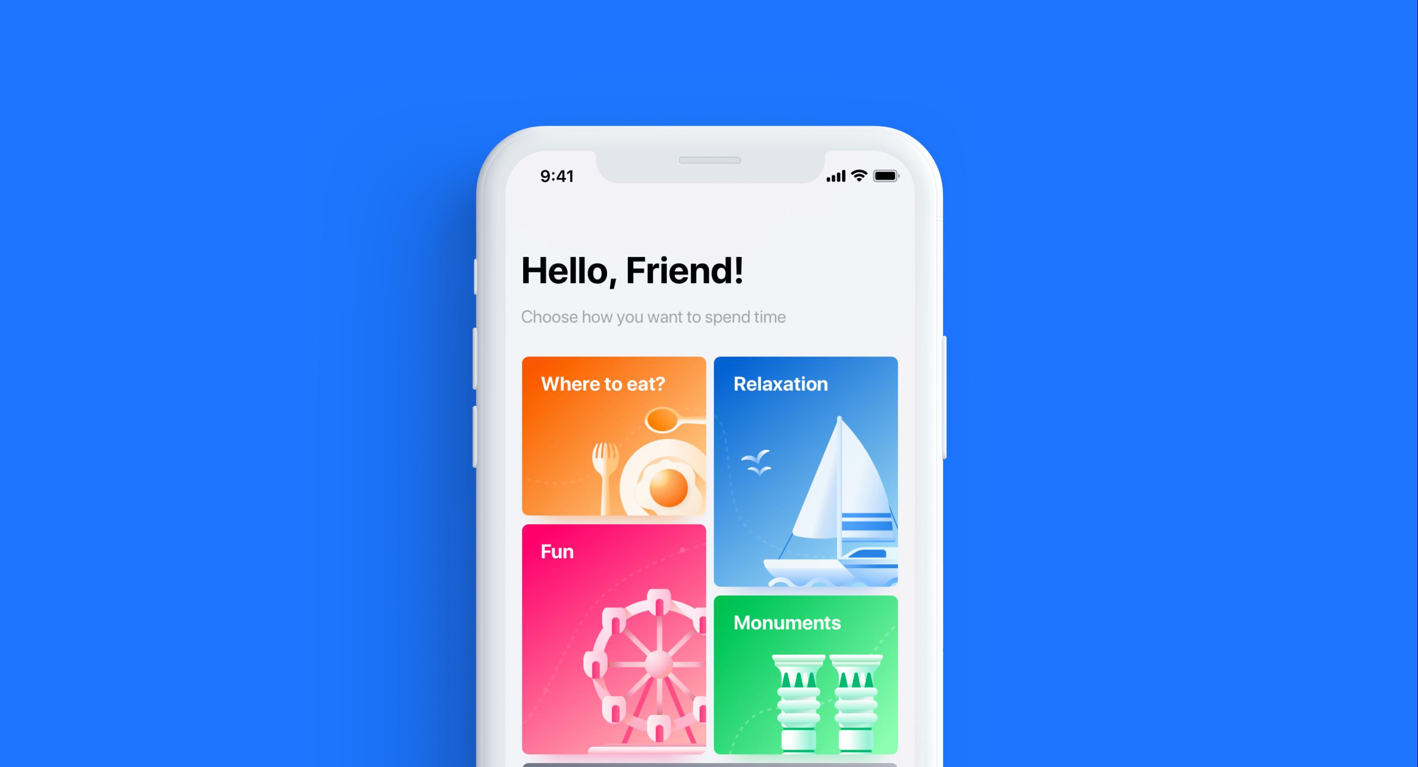 Mobilní webdesign od Nextpage agency.