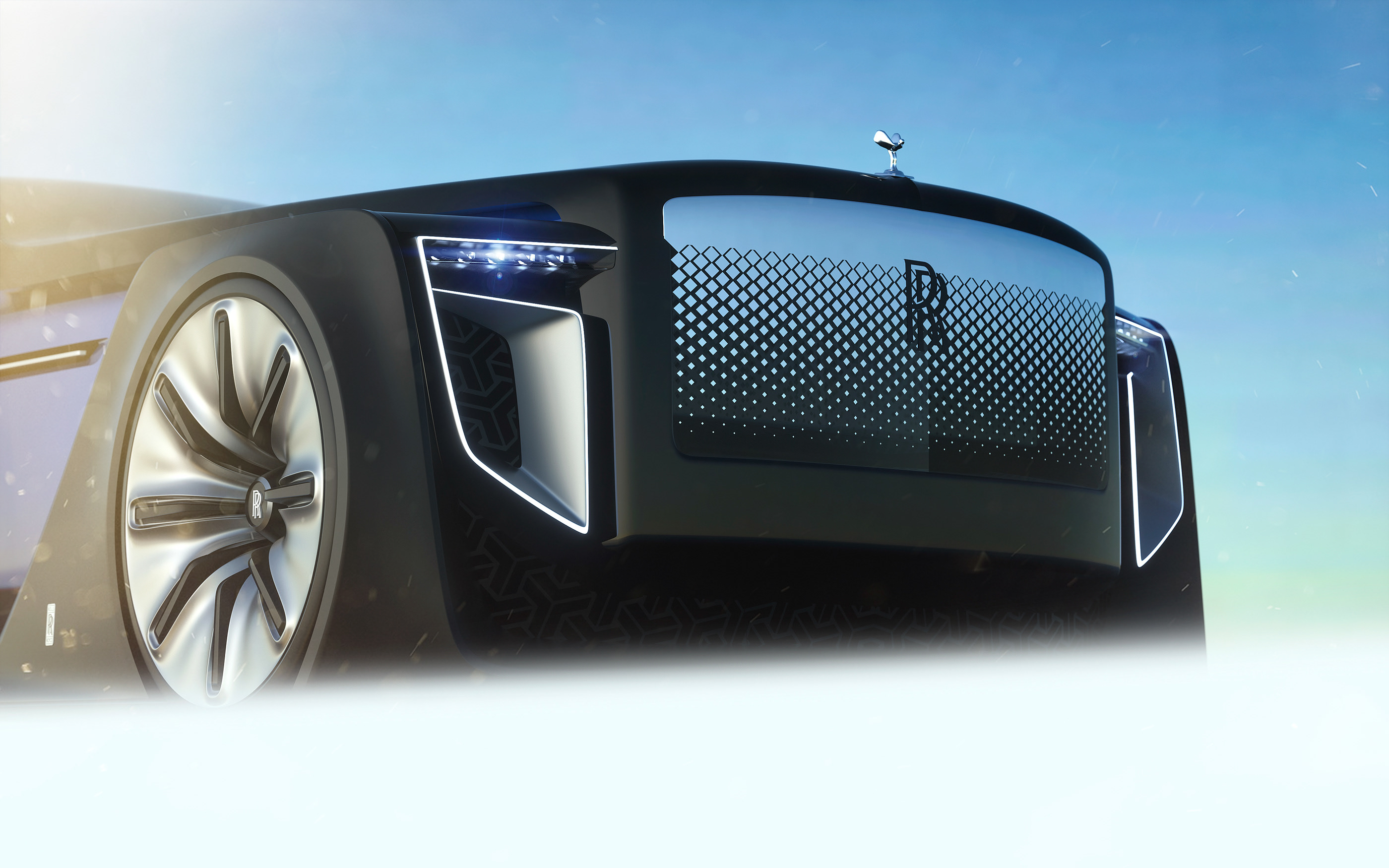Rolls Royce Exterion Concept On Behance
