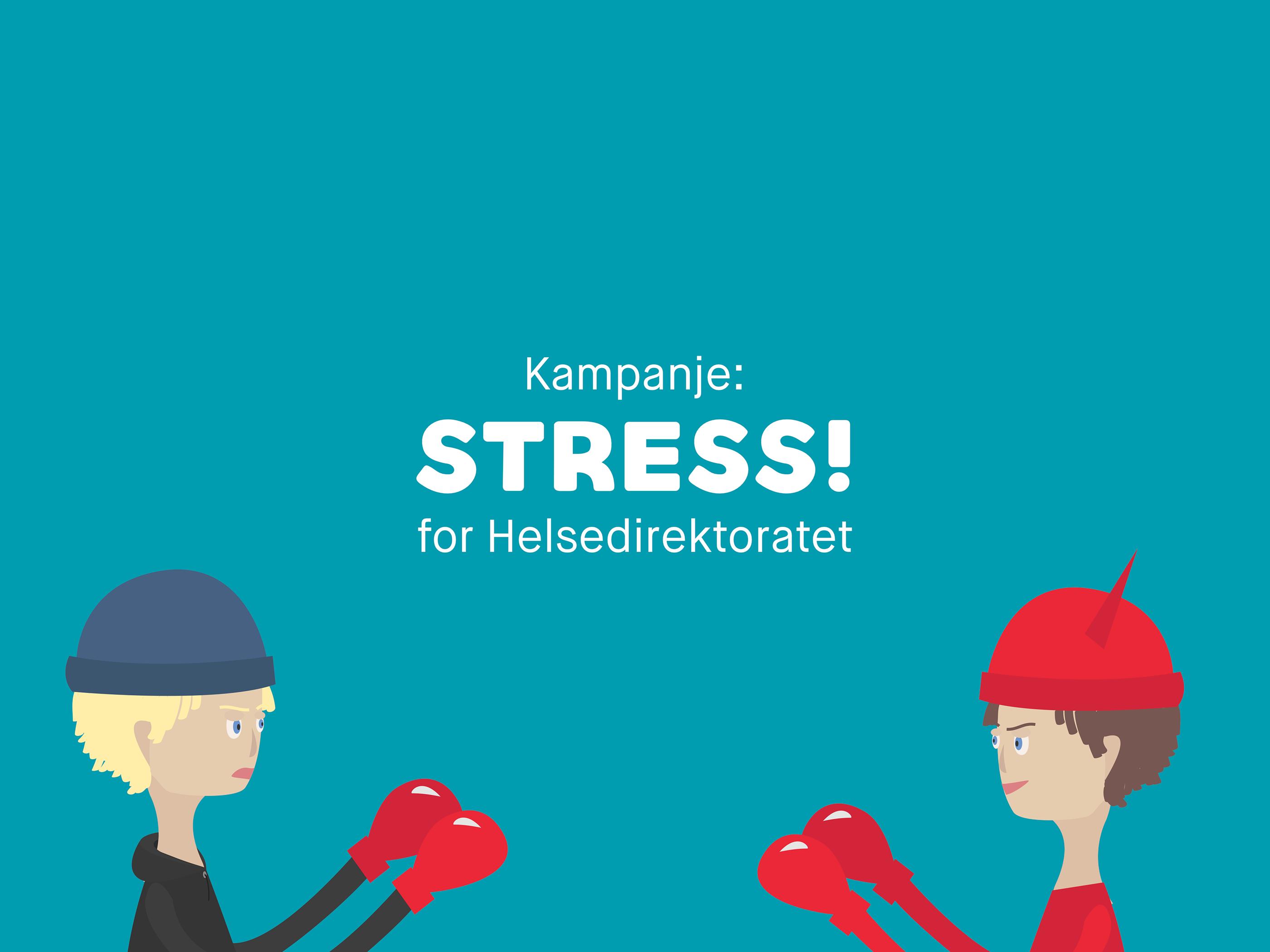 Stress On Behance