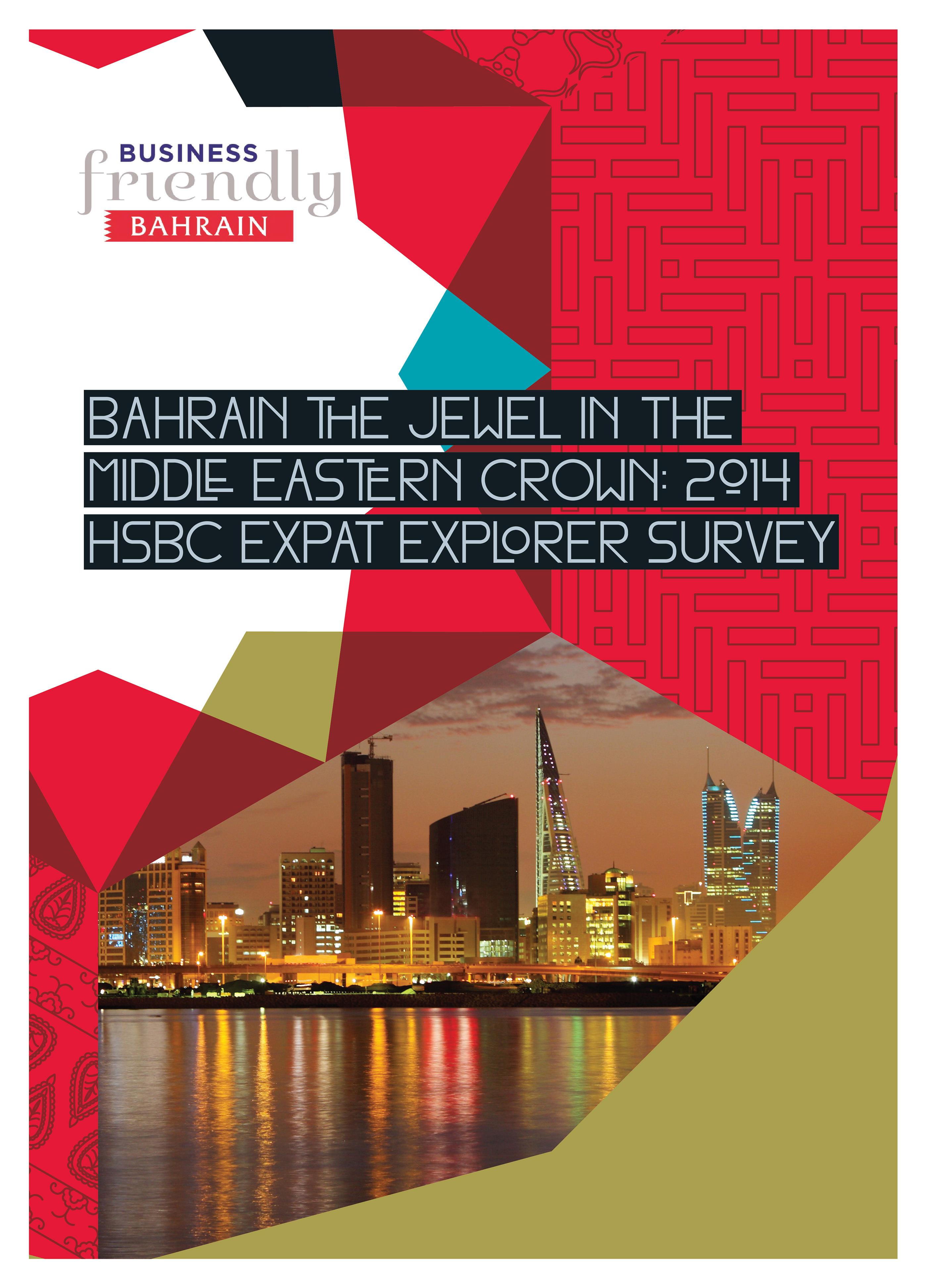 Business Friendly Bahrain branding on Behance