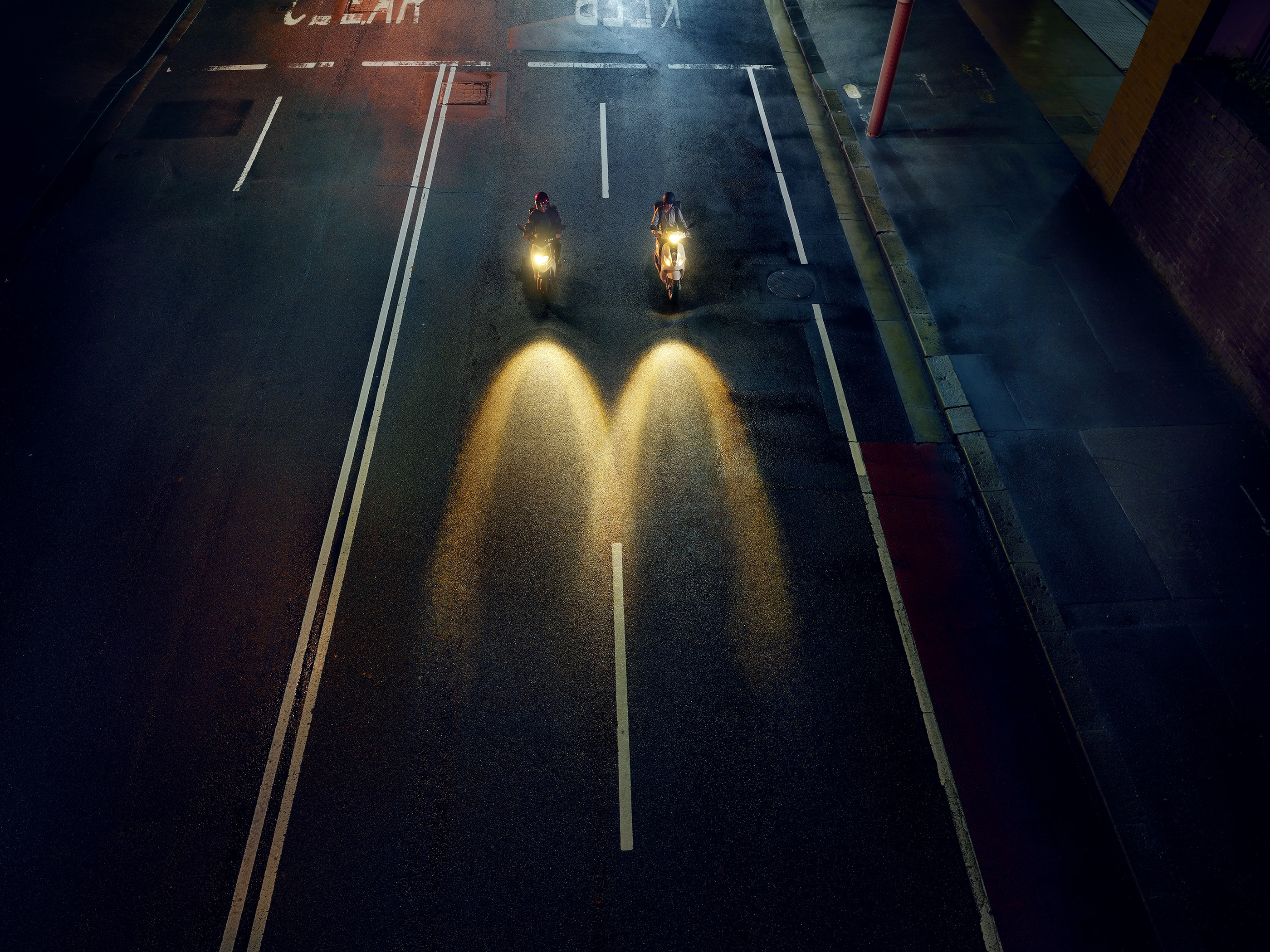 Clever Advertising for the McDonald's Golden Arches