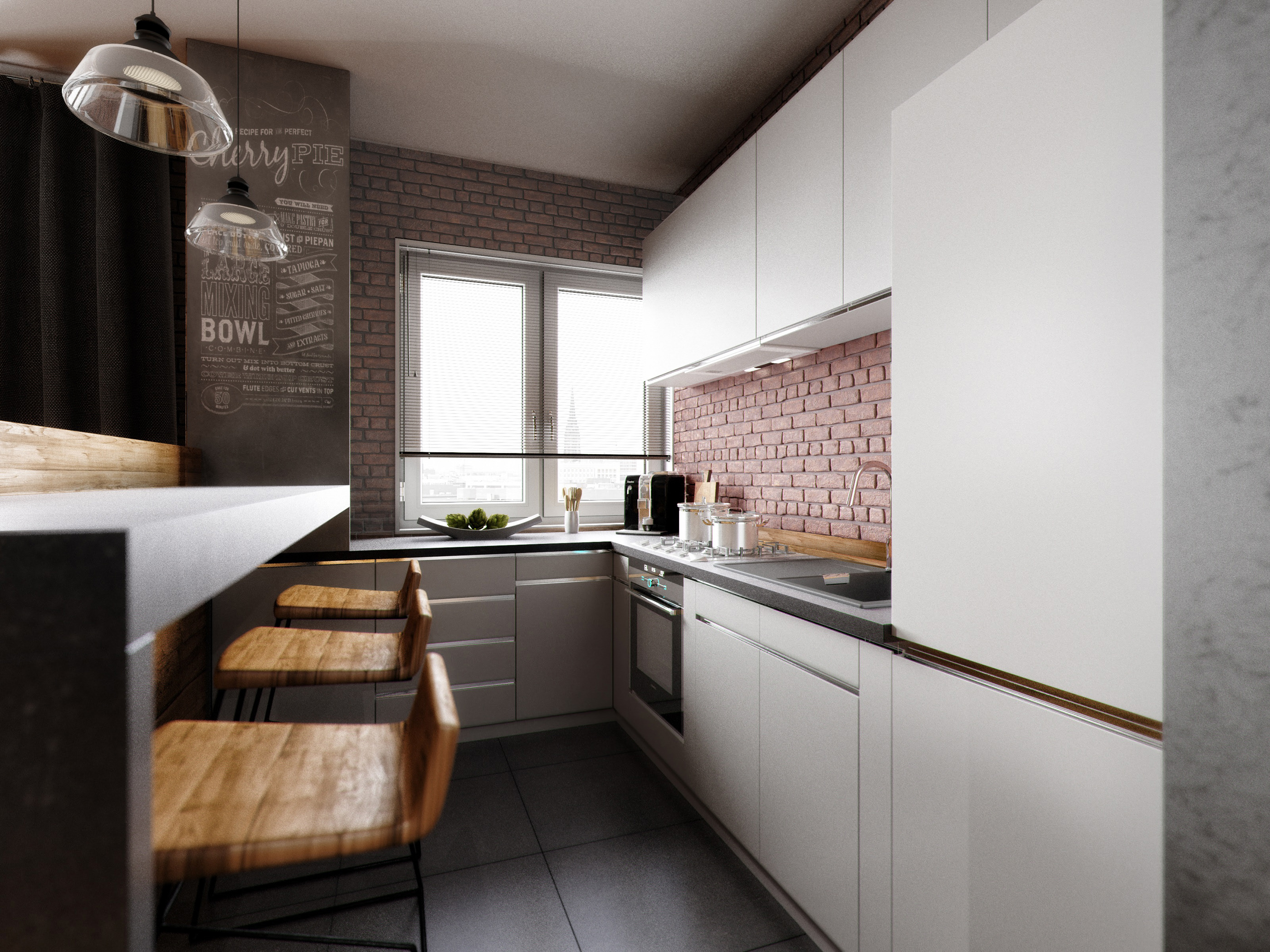 Rhino Apartment Uzhgorod Full Version On Behance