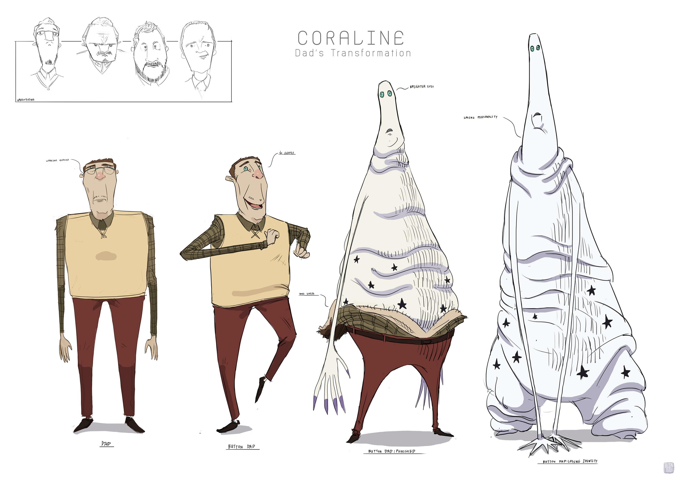 Coraline Design Works On Behance
