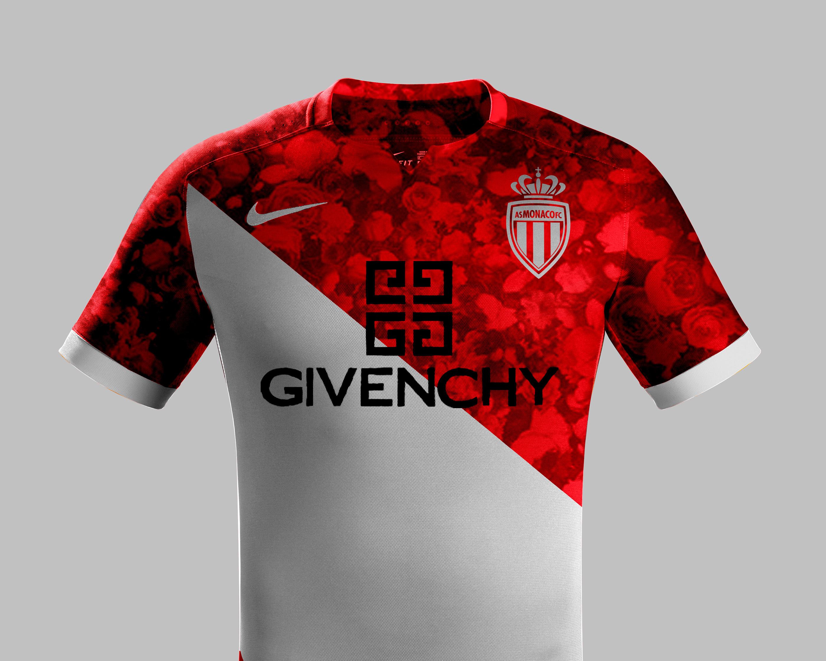 5911e724da3 Luxury Brand Football Kits on Behance