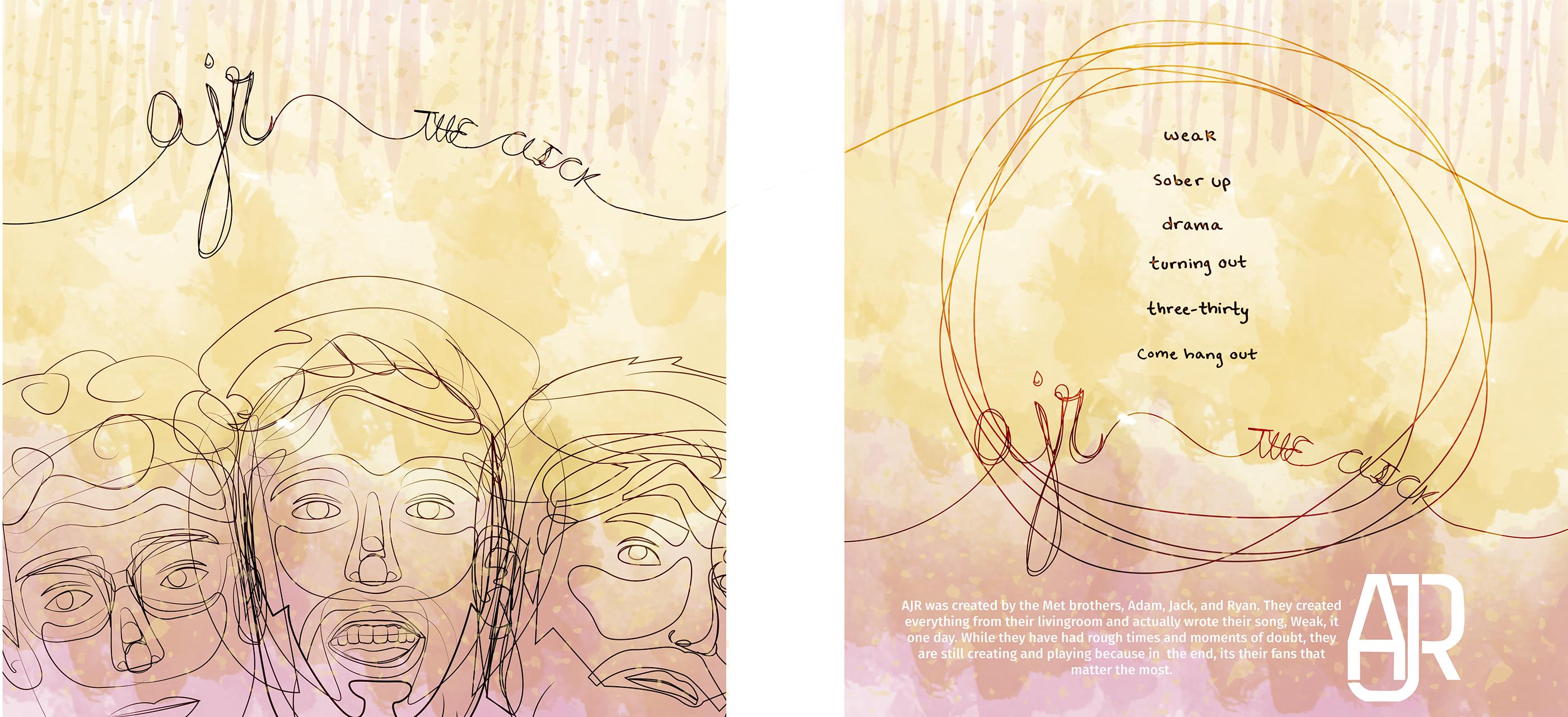 The Click | EXPERIMENTAL DESIGN | Album Art on Behance