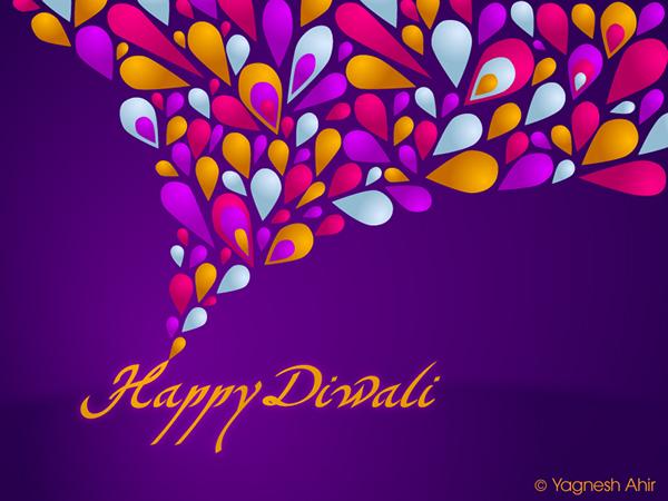 Happy Diwali On Behance