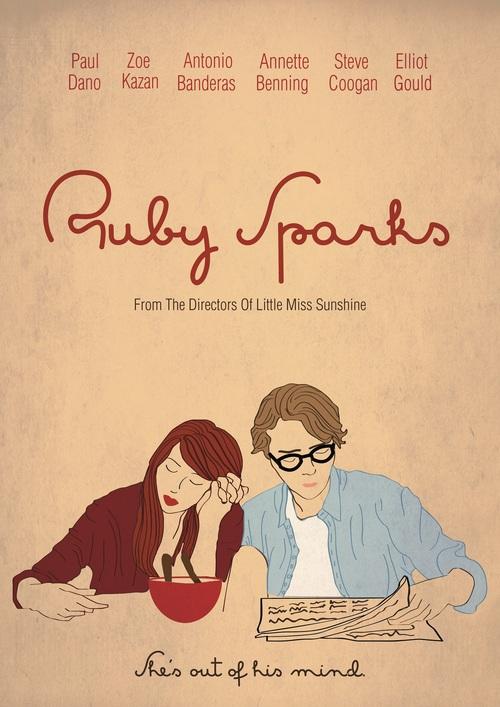 Risultati immagini per Ruby sparks movie