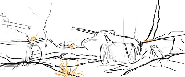 Dirt of War