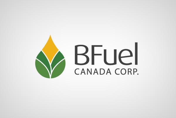 Bfuel Energy Company biofuel growth Corporate Identity Logo Design