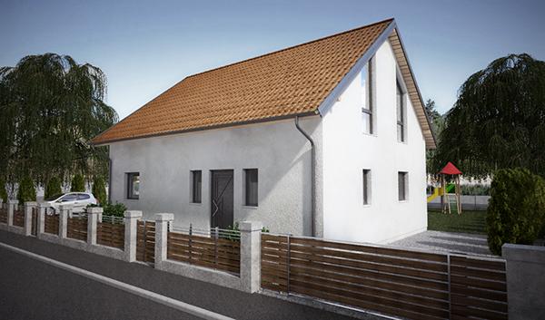 housing visualisation vray 3dmax archi