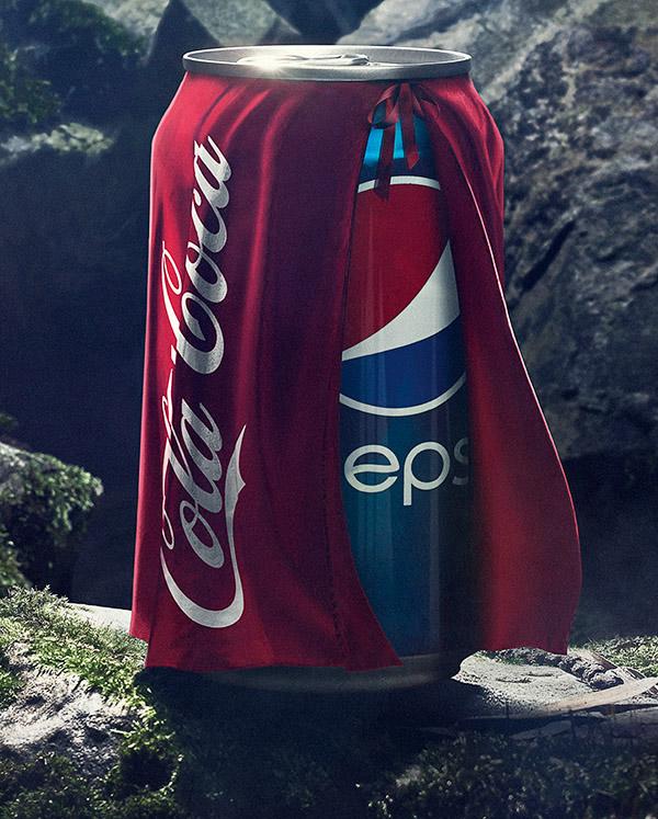 Pepsi Vs Coca Cola Halloween Ad.Pepsi Halloween On Behance