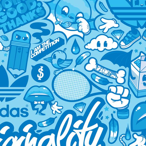 Adidas Originals Celebrate Originality On Behance