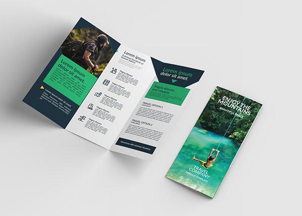 Business & Travel Brochure