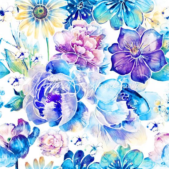 Floral Pattern Designs On Behance