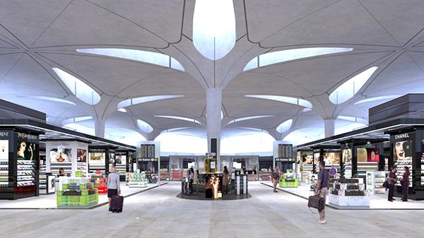 Queen Alia International Airport Duty FreeQueen Alia Airport Arrivals