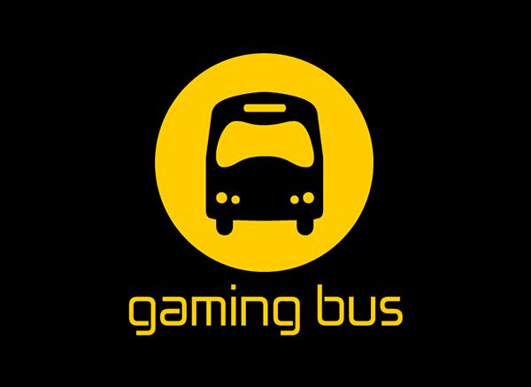 gaming bus logo on behance