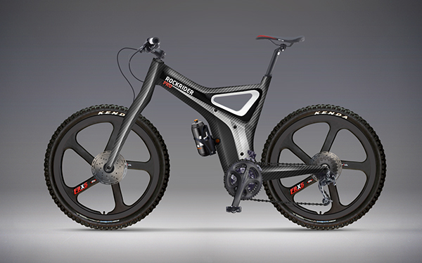 a00b73d33 ROCKRIDER BIKE on Behance