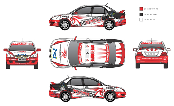 RallyWays Fiesta ST Livery Reveal - RallyWays |Rally Cars Design