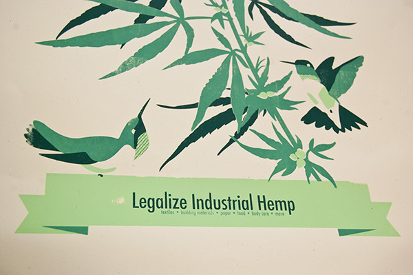 legalization of industrial hemp This page contains a state-by-state list of statutes regulating industrial hemp and provides federal and be allowed subject to the legalization of hemp under.