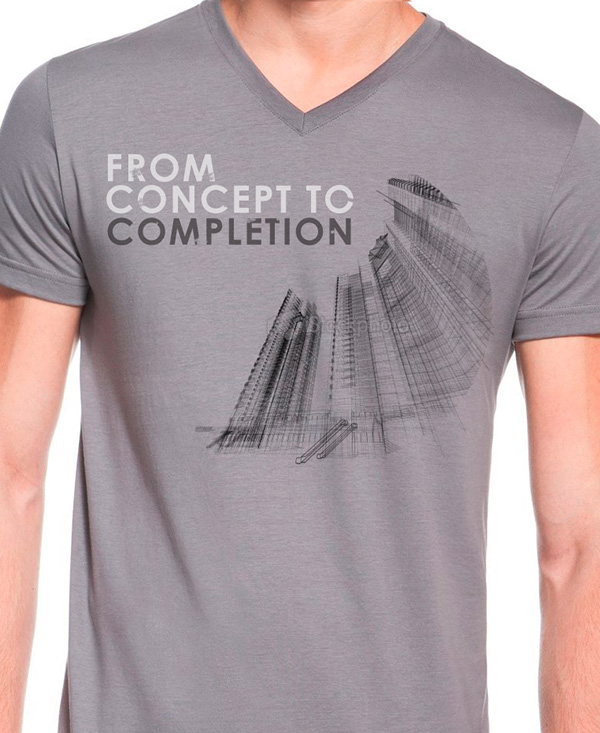 Architect t shirts on behance for Architecture t shirts