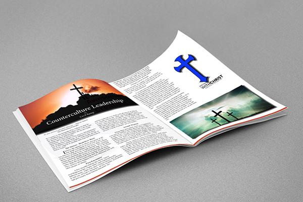 有設計感的33款雜誌排版範本欣賞