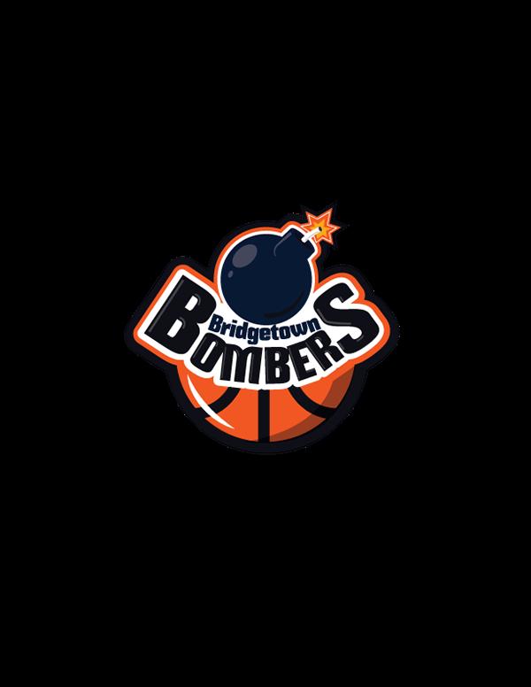 Bombers Basketball Logo Bridgetown Bombers Basketball
