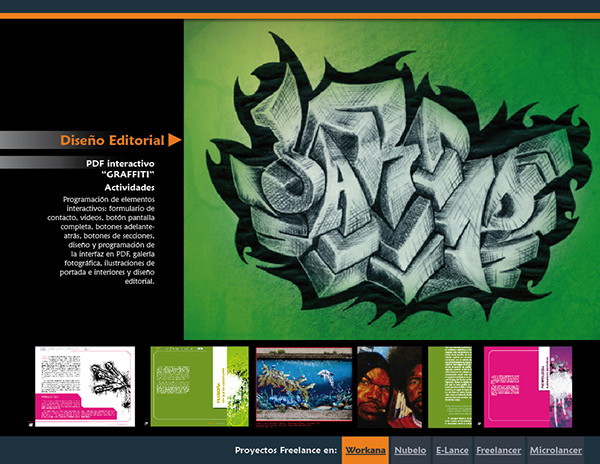 Dise o y comunicaci n editorial on pantone canvas gallery for Diseno editorial pdf