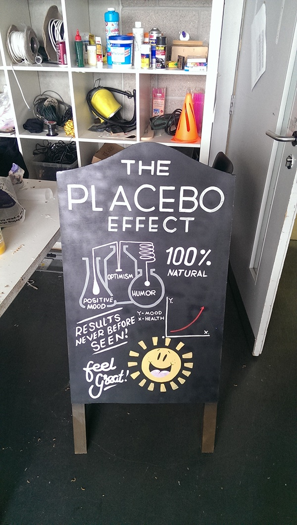 the placebo effect is not miraculous The nocebo effect is the opposite of the placebo effect, when a negative expectation or attitude leads to harmful or undesirable outcomes for example, a patient taking a placebo drug may report having headaches, nausea or dizziness.