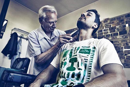 Nerk Barber on Behance