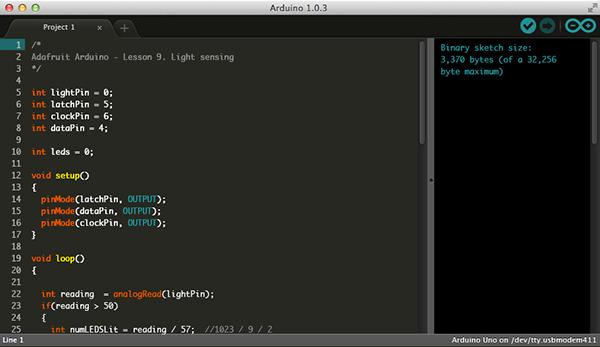 Arduino ui redesign on wacom gallery