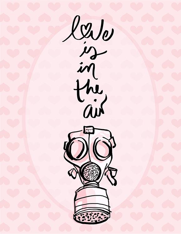 Love poster humor