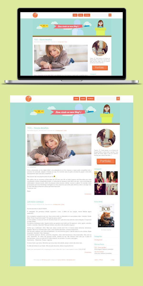 Blog Pessoal