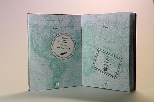 #passport #London  #Design