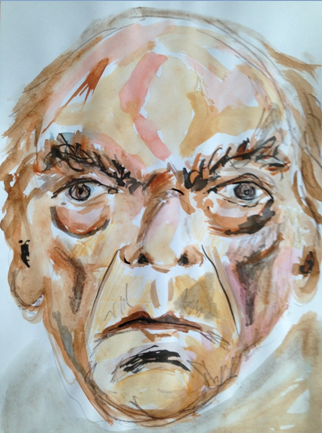 man portrait color men portraits