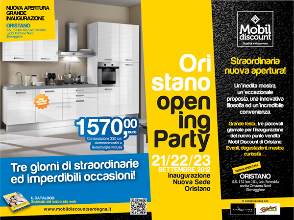 MD New Store Oristano on Pantone Canvas Gallery