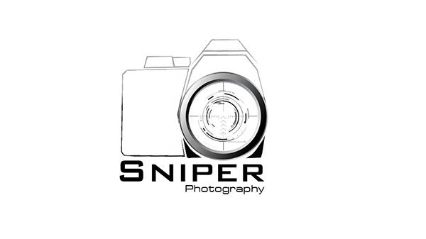 sniper photography logo on behance rh behance net sniper logs sniper logo maker