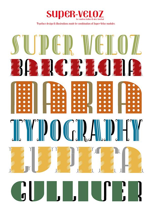 type design lettering