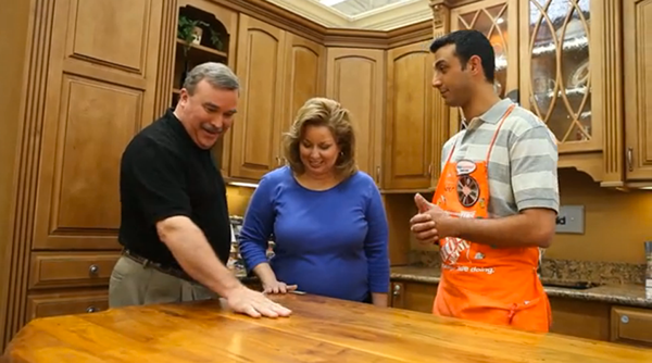 Customer Service at The Home Depot