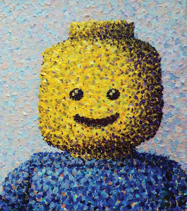pop art vs pointillism bizniz apps