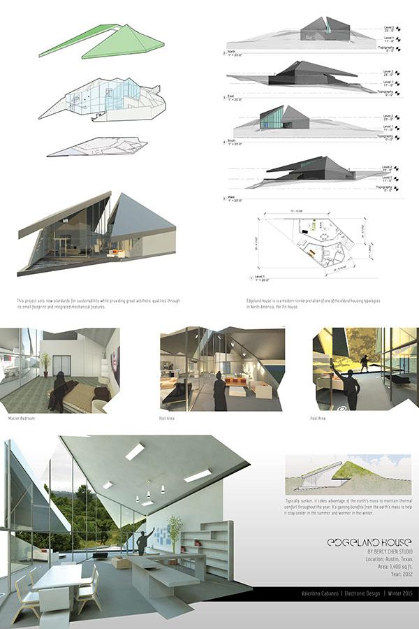 Edgeland house revit model on scad portfolios edgeland house revit model ccuart Image collections