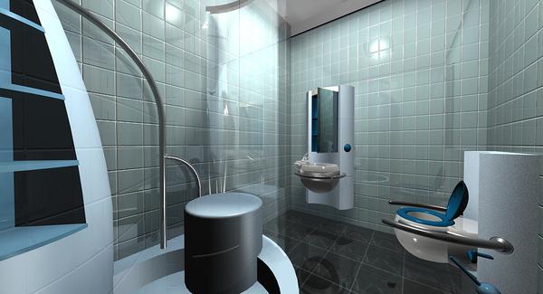 INCLUSIVE BATHROOM On Behance