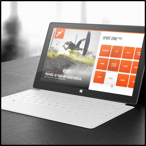 SPORTZONE windows Windows 8 windows store app