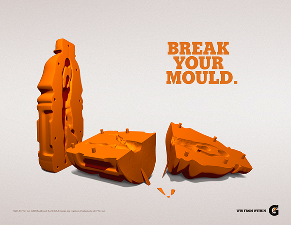 Ad Concept gatorade ad concept on behance