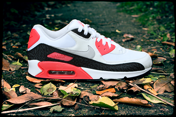 Air Max 90 Taquets Infrarouge Id Nike