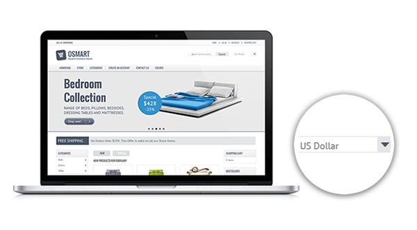 Osmart responsive oscommerce template on behance osmart is responsive oscommerce template packaged with quick starter sample data and responsive theme it is fully responsive template has eight color maxwellsz