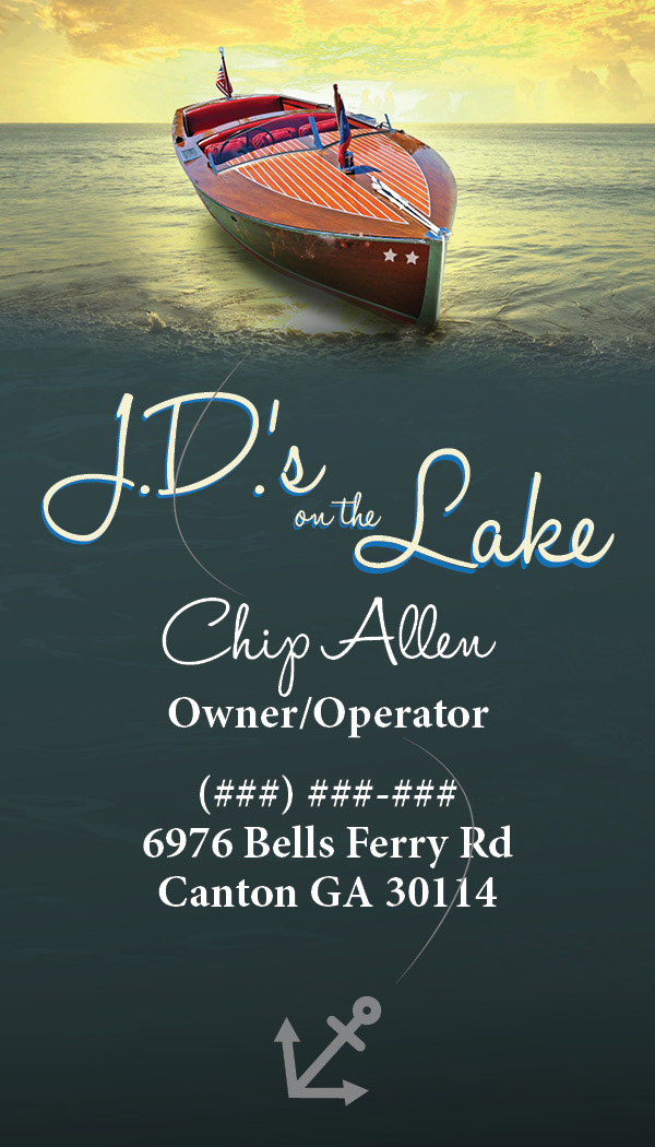 Get Jd's On The Lake