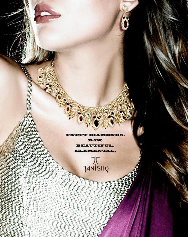 Tanishq Uncut Diamonds on Behance
