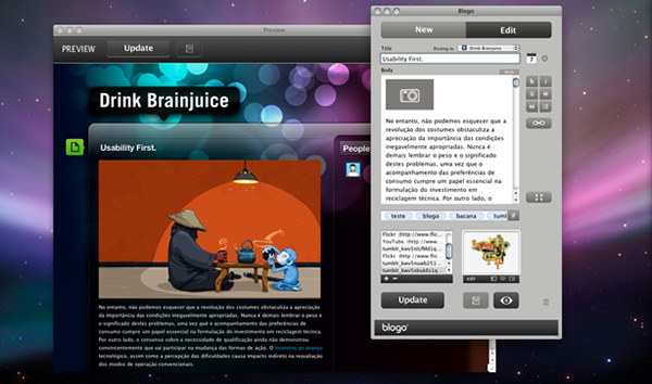 mac apple Interface sexy minimal content wordpress brand Webdesign