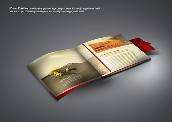 travel guide brochure