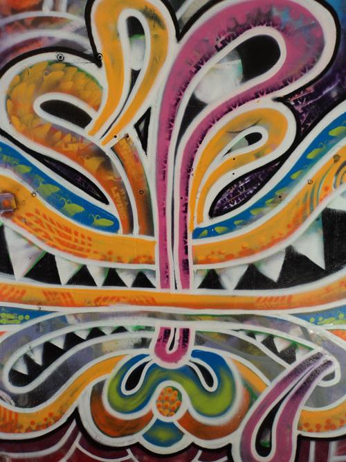 Graffiti fine art